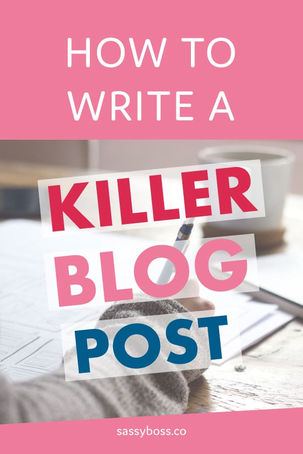 Learn how to write a blog post in 17 detailed steps. With detailed tricks to writing the best blog post ever! #blogwritingtemplate #blogwritingtips #howtowriteablogpost #blogwriting #blogging #bloggingforbeginners #writingtips