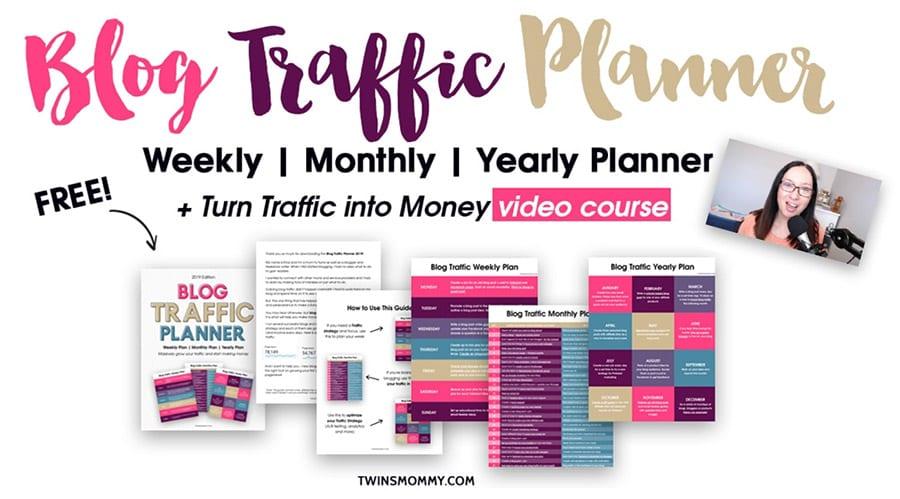 Blog Traffic Planner
