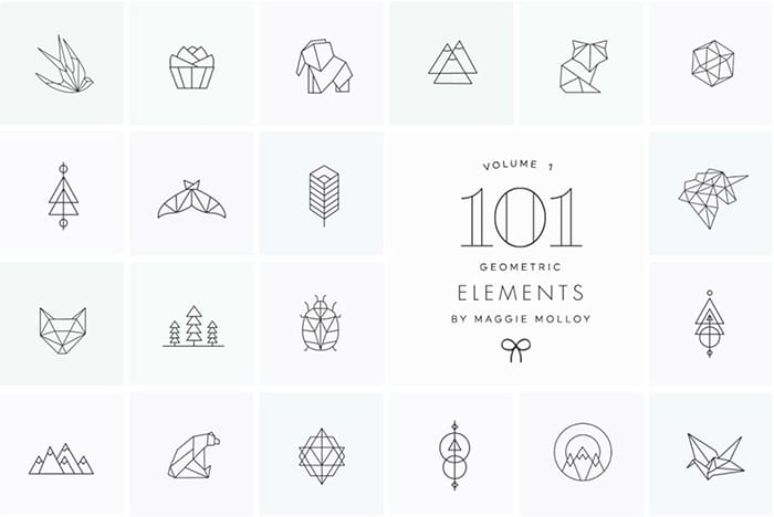 Geometric-Logo-Design-Ideas