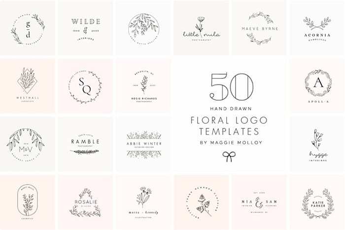 Hand-drawn-logo-designs