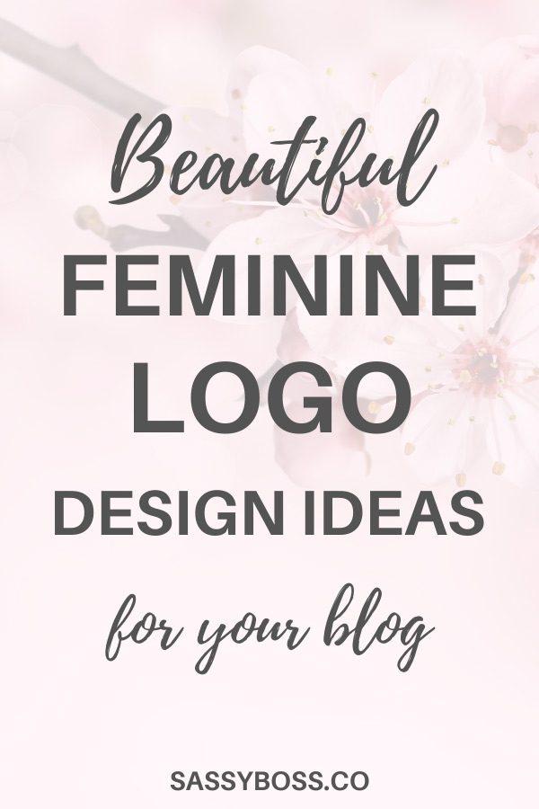 1000+ Feminine Logo Design Ideas