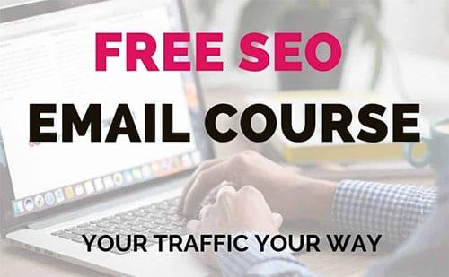 best free blogging courses: SEO