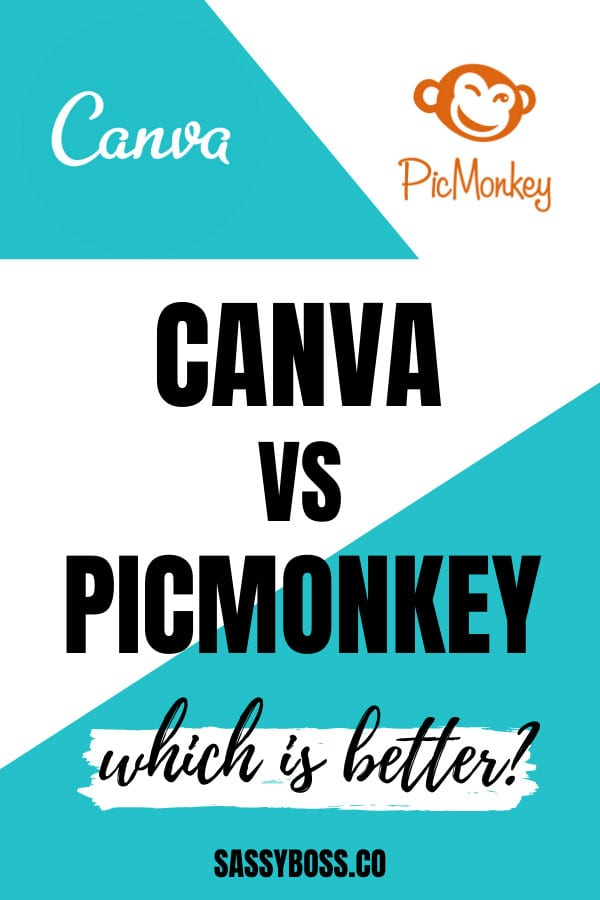 Canva vs PicMonkey which is better