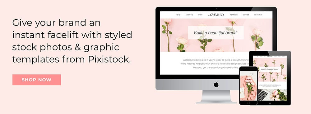 Pixistock Styled Stock Photos
